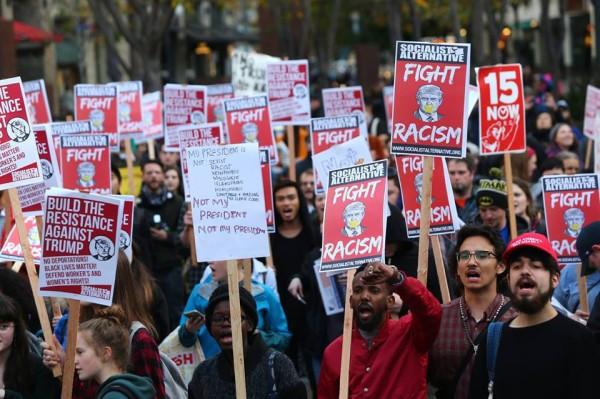 Protes Bantah Trump! : 40 ribu telah menyahut seruan kami!